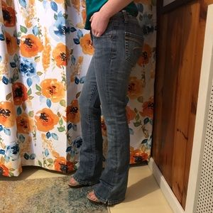 Sevens7 Classic Flare Jeans!